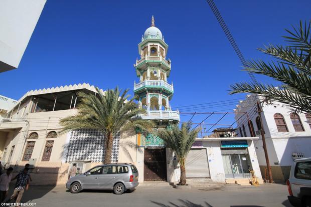 Muttrah Mosque 02